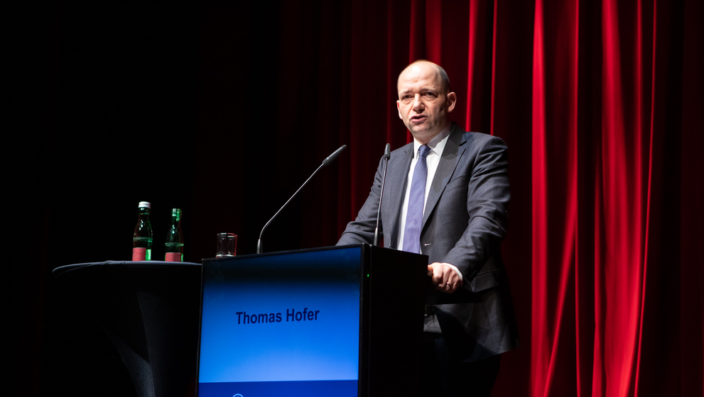 ÖHV-Kongress 2020, Thomas Hofer